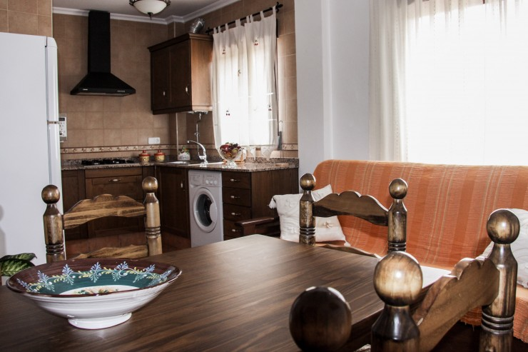 Casa Rural El Mirador - Cocina - Alcala del Jucar