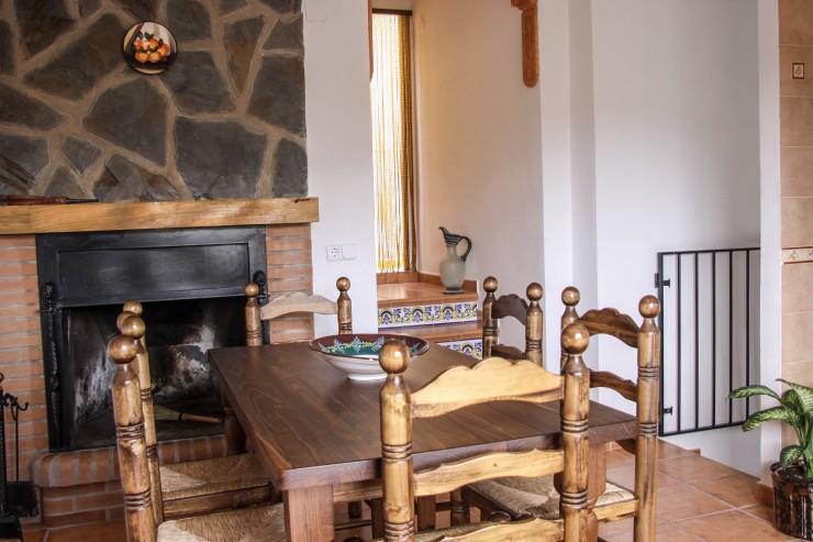 Casa Rural El Mirador - Salon - Alcala del Jucar