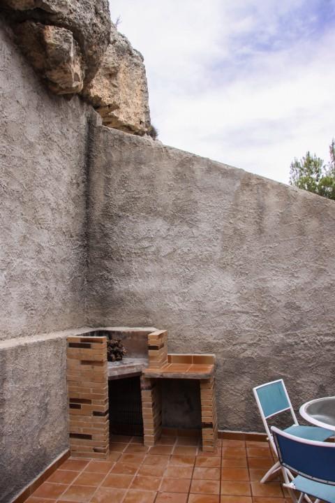 Casas Rurales El MIrador - Terraza - Alcala del Jucar