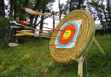 actividades alcala del jucar tiro con arco QUE HACER