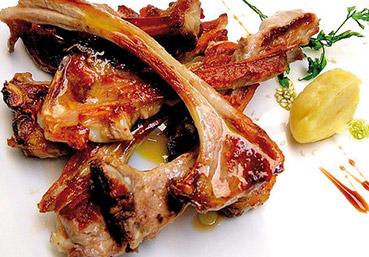 gastronomia alcala del jucar carnes GASTRONOMÍA
