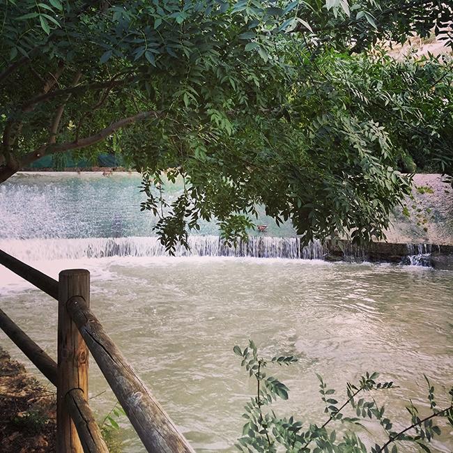 rio casasruralesalcaladeljucarinfo blog Turismo rural en Alcalá del Júcar, naturaleza en las orillas de La Mancha