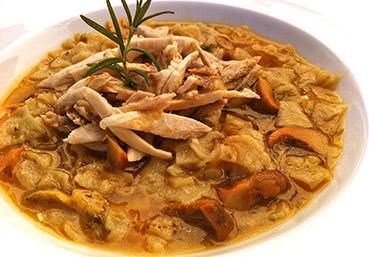 gastronomia alcala del jucar gazpachos manchegos ¿Conoces los platos típicos de La Manchuela?