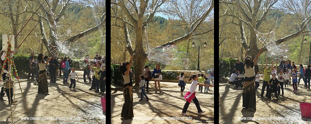 Alcala del juvcar con niños blog Alcalá del Júcar: haz turismo con los niños