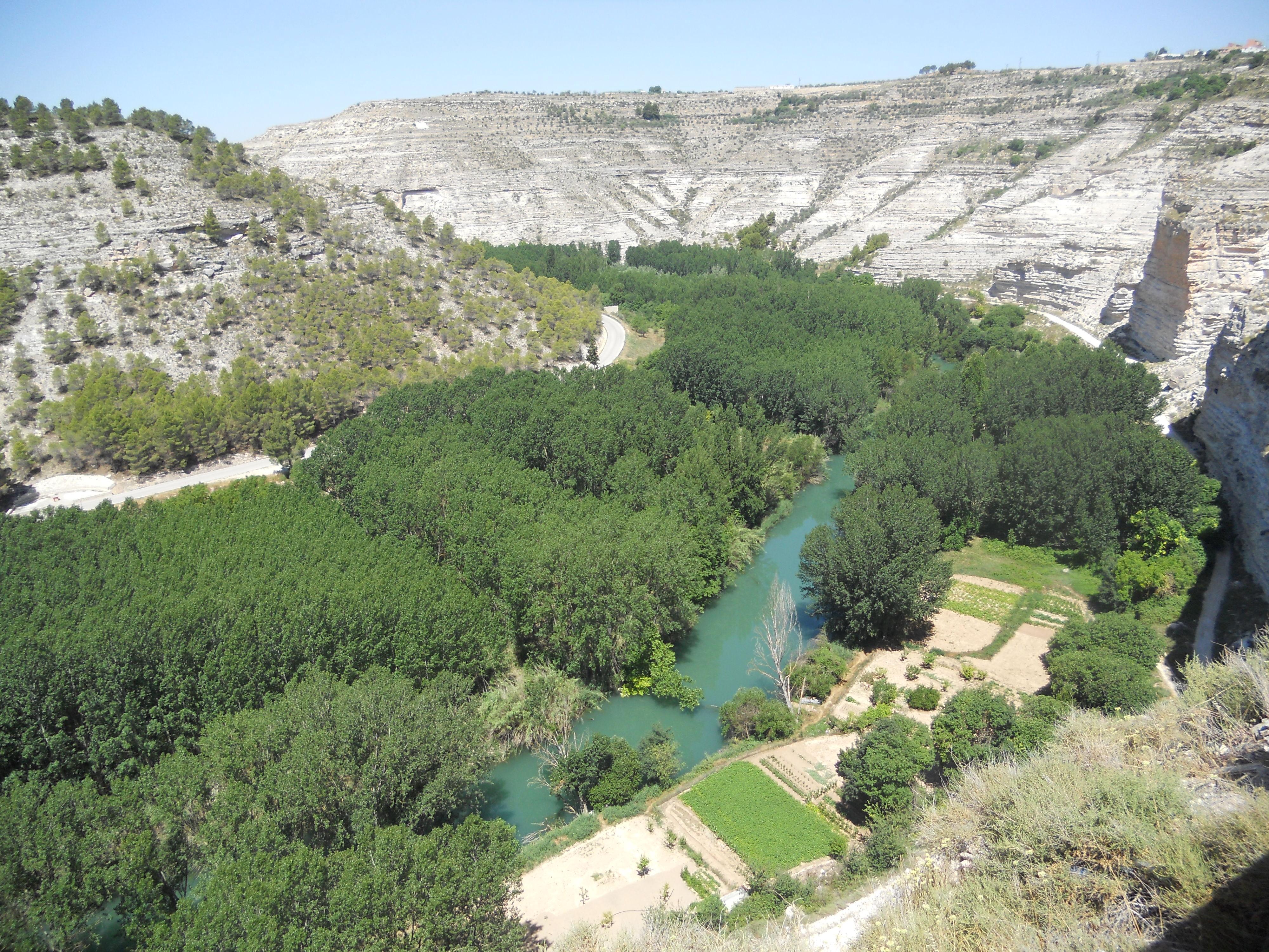 Alcalá del Júcar río4 Alcalá del Júcar: ¿por dónde empezar? Su naturaleza
