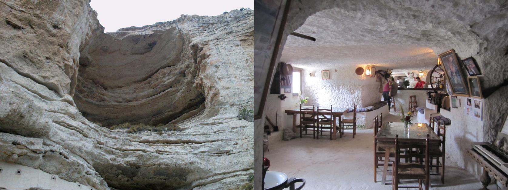 Cueva Alcala del Jucar Alcalá del Júcar: ¿por dónde empezar? Su naturaleza