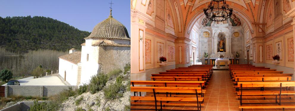 Ermita de San Lorenzo en Alcalá del Júcar1 Alcalá del Júcar: ¿por dónde empezar? Su patrimonio histórico
